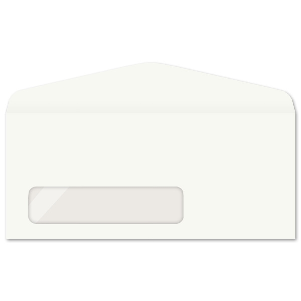 Signature Bond Window Envelope (No. 10) 3113