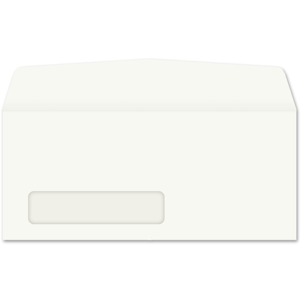 President Side Seam Window Envelope (No 10) 3125