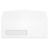 Ultra-White Digi-Clear Window Envelope (No. 10) 3197