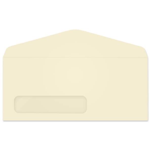 Western Bond Digi-Clear Envelope (No. 10) 3248