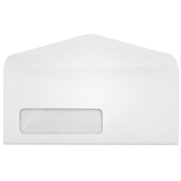 Western Sulphite Window Envelope (No. 10) 3339