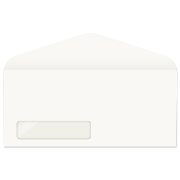 Western Sulphite Window Envelope (No. 12) 3526