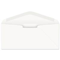 #14 Western Sulphite Regular Envelope (W3607)