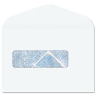 Professional Statement Window Envelopes (A) 3876