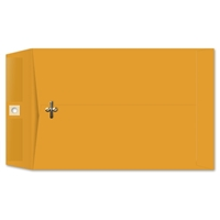 6 x 9 Clasp Envelopes 28lb Brown Kraft 100/BX