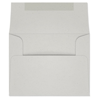 A2 Announcement Envelopes (4-3/8 x 5-3/4) 24lb Stone, 500/BX