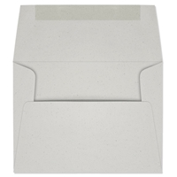 A6 Announcement Envelopes (4-3/4 x 6-1/2) 24lb Stone, 500/BX