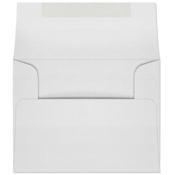 Antique Linen Announcement Envelope (A-2) 6959