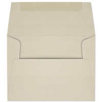 Antique Linen Announcement Envelope (A-6) 6969