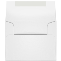 Ultra-White Announcement Envelopes (A-2) 7007