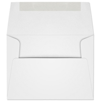 Ultra-White Announcement Envelopes (A-6) 7008