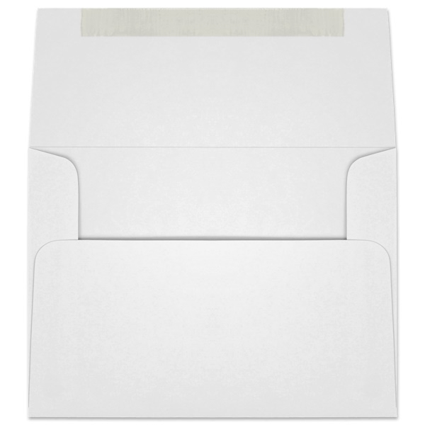 Ultra-White Announcement Envelopes (A-7) 7009