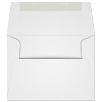 Ultra-White Announcement Envelopes (A-6) 7011