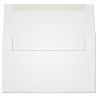Ultra-White Announcement Envelopes (A-10) 7020