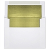 Ultra-White Foil-Lined Announcement Envelope (A-2) 7087