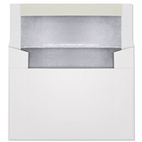 Ultra-White Foil-Lined Announcement Envelope (A-6) 7088