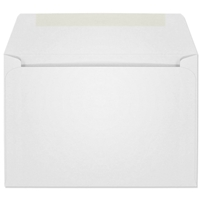 Ultra-White Machine Insertable Announcement Envelope (A-8) 7095