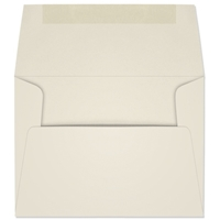 Creme Prism Announcement Envelopes (A-6) 7206