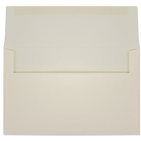 Creme Prism Announcement Envelopes (A-10) 7209