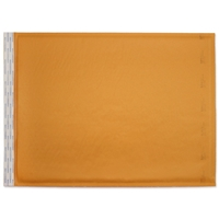 14-1/4 x 20 Bubble Mailers, Golden Kraft, Kwik-Tak, 50/BX (W7674)
