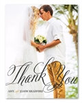 Photo Thank You Card | Adornment (100% recycled paper)