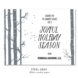 Birch Tree Holiday Cards | Birch Tree