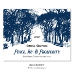 Central Park Business Holiday Cards | Central Park
