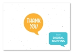 Business Thank you notes | Comics *plantable!