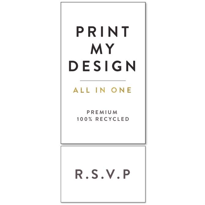 Custom Printing Send n Sealed Invitations