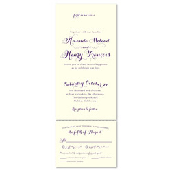 Send n Sealed Invitations ~ Elegant & Pretty (100% recycled paper)
