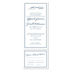 Send n Sealed Invitations ~ Forever Eco-Chic (100% recycled seeded paper)