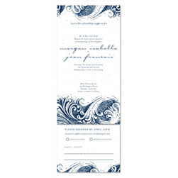 Plantable Wedding Invitations | Le Cabanon