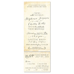 Send n Sealed Invitations ~ Organic & Handwritten (100% recycled paper)