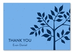 Plantable Thank you cards Shalom Tree