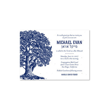 unique bar bat mitzvah invitations green bar mitzvah invitations