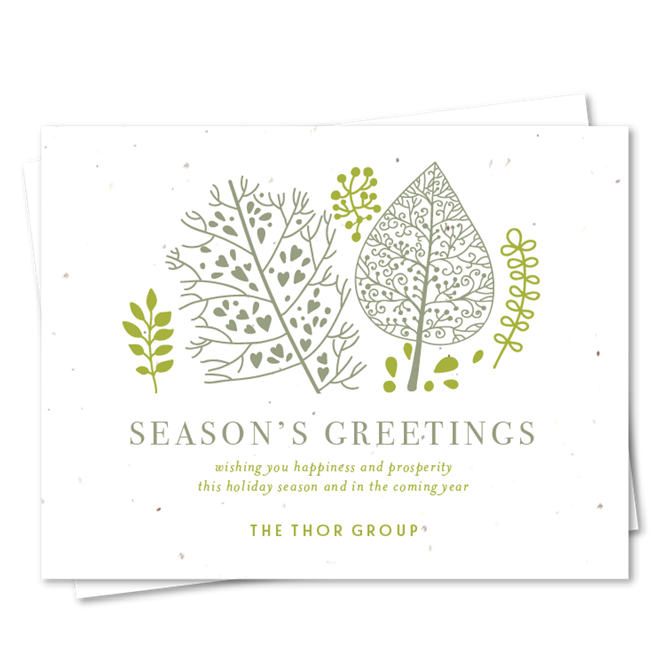 - Artistic Holiday Cards