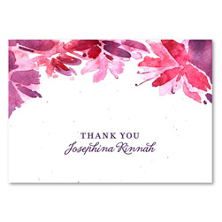 Botanical Blooms Thank You Notes | Botanical Blooms