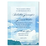 Colorado Mountains Wedding Invitations | Colorado Skies