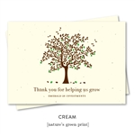 Thank you cards for referral, for advisors | Apple Tree