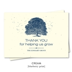 Business Thank you cards to get referrals, popular with advisors | Capitol Tree