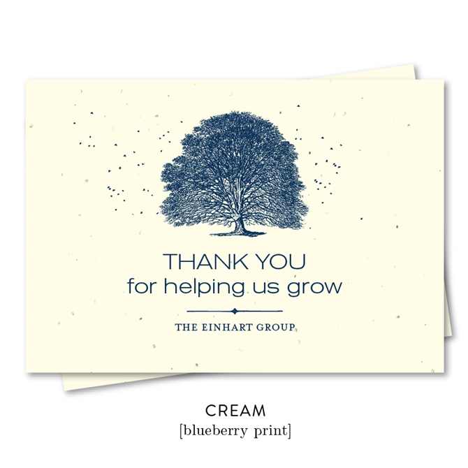 Thank You Cards To Get Referrals