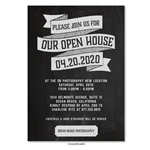 Business Event Invitations | Open House
