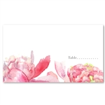 Peony Wedding Place Cards | Peonies Dream
