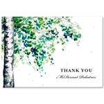 Seeded Business Thank you cards | September Birch