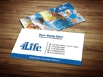 4 Life Business Card Templates
