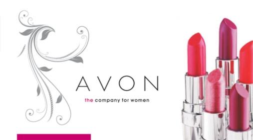 Avon Business Card Design 10