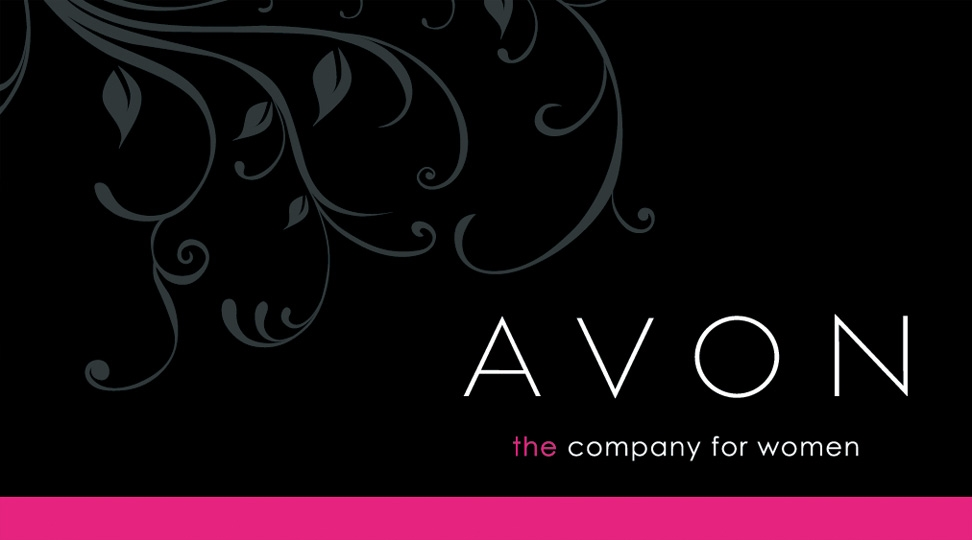 Avon Business Card Design 5