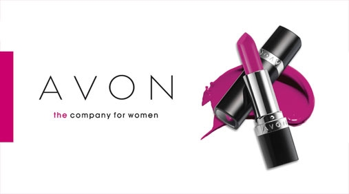 Avon Business Card Design 7