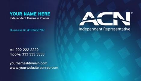 ACN Business Card Design 1