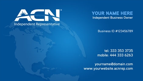 Acn business card design 4 reheart Images